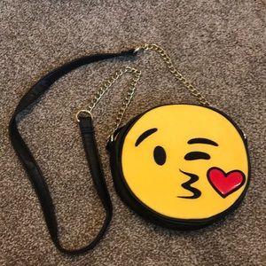 Kiss Emoji Bag NEW